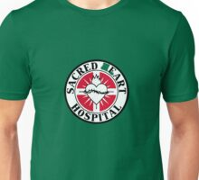 Sacred Fart Hospital Unisex T-Shirt