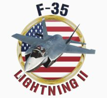 F-35 Lightning II  by Mil Merchant