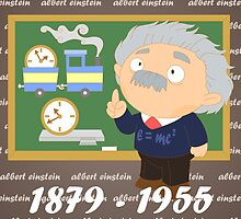Albert Einstein by alapapaju
