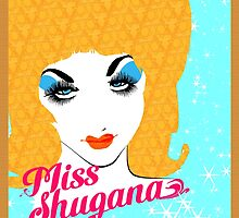 Miss Shugana 2014 by Timothy Snyder