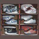 Sneaker Box by Hema Sabina