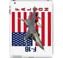 F-16 Falcon iPad Case/Skin