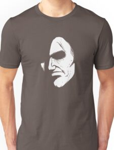 Face in Shadow Unisex T-Shirt