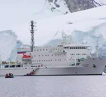 Enormous Ice by Robyn Maynard