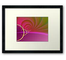 Hypnotized Framed Print
