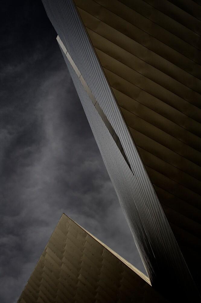 Denver Art Museum 2 by Armando Martinez