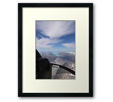 airbourne Framed Print