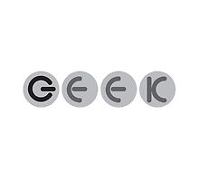 Geek power buttons by PixelRider