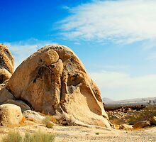 Weeping Woman Rock by Patito49