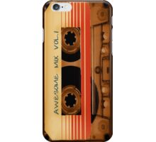 Awesome Mix Vol.1 iPhone Case. iPhone Case/Skin