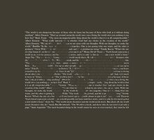 The World in Quotes T-Shirt