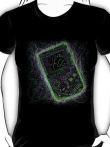neon punk gameboy T-Shirt