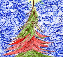 Oh Christmas Tree by Hoffard