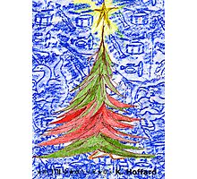 Oh Christmas Tree Photographic Print