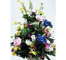 flower boutique Photographic Print