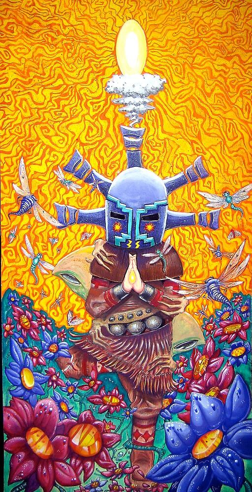 Spirit walk by Derek Mullins