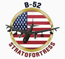 B-52 Stratofortress  by Mil Merchant