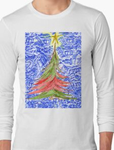 Oh Christmas Tree Long Sleeve T-Shirt