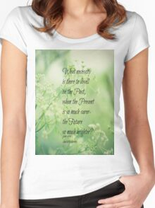 Jane Eyre Future Women's Fitted Scoop T-Shirt