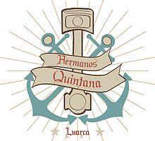 Taller Hermanos Quintana Garaje Luarca Asturias by alzacuellos