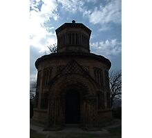 Monteath Mausoleum  Photographic Print