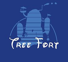 Tree Fort by Cowabunga