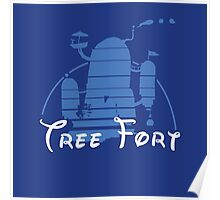 Tree Fort Poster