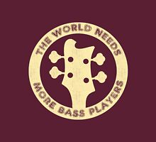 Bass Guitar Players Unisex T-Shirt