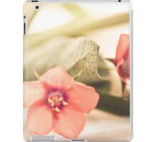 Origanum Flower iPad Case/Skin