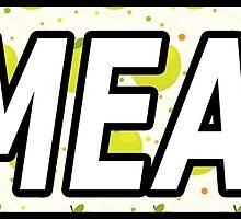 Apples Smear Sticker by smeardesigns