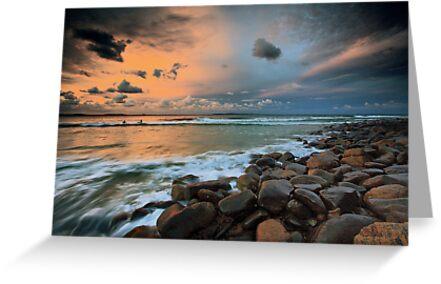 Evening calm by Garry Schlatter