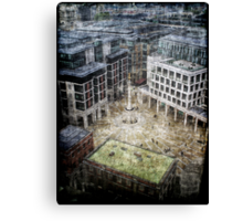 Paternoster Sq. Canvas Print