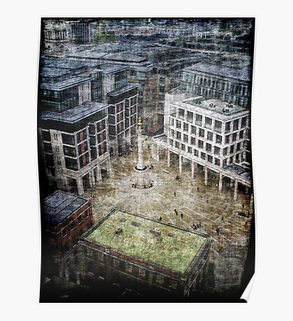 Paternoster Sq. Poster