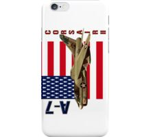 A-7 Corsair II  iPhone Case/Skin