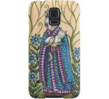 Mika from the Greenwood (Card) Samsung Galaxy Case/Skin