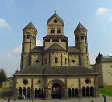 Maria Laach Abbey by NicoleBPhotos