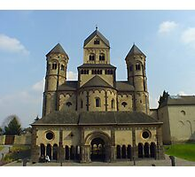 Maria Laach Abbey Photographic Print
