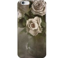 Antique Roses iPhone Case/Skin