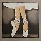 Ballet Shoes 1 by Anni Morris