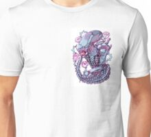 ROSE FROM A DISTANT STAR Unisex T-Shirt