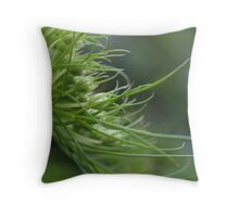 Fennel  Throw Pillow