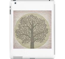 I climbed the tree to see the world iPad Case/Skin