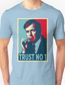 CIGARETTE SMOKING MAN TRUST NO 1 Unisex T-Shirt