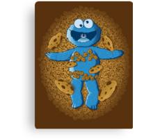 American Cookie Canvas Print