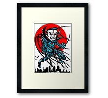 Mr. Sinister Framed Print