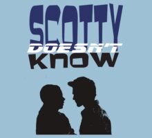 Scotty doesn't know (blue) by Lillyeven