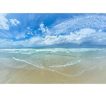 Jersey Shoreline Photographic Print