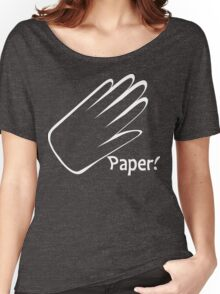 Paper!! Women's Relaxed Fit T-Shirt