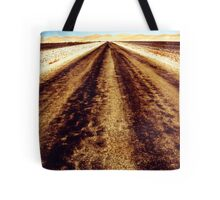 Remote road Tote Bag