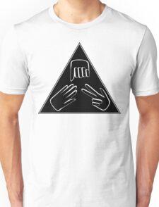 Rock! Paper! Scissors! Unisex T-Shirt